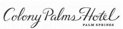 Colony Palms Hotel & Purple Palm Restaurant