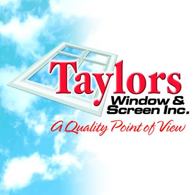 Taylors Window & Screen, Inc.